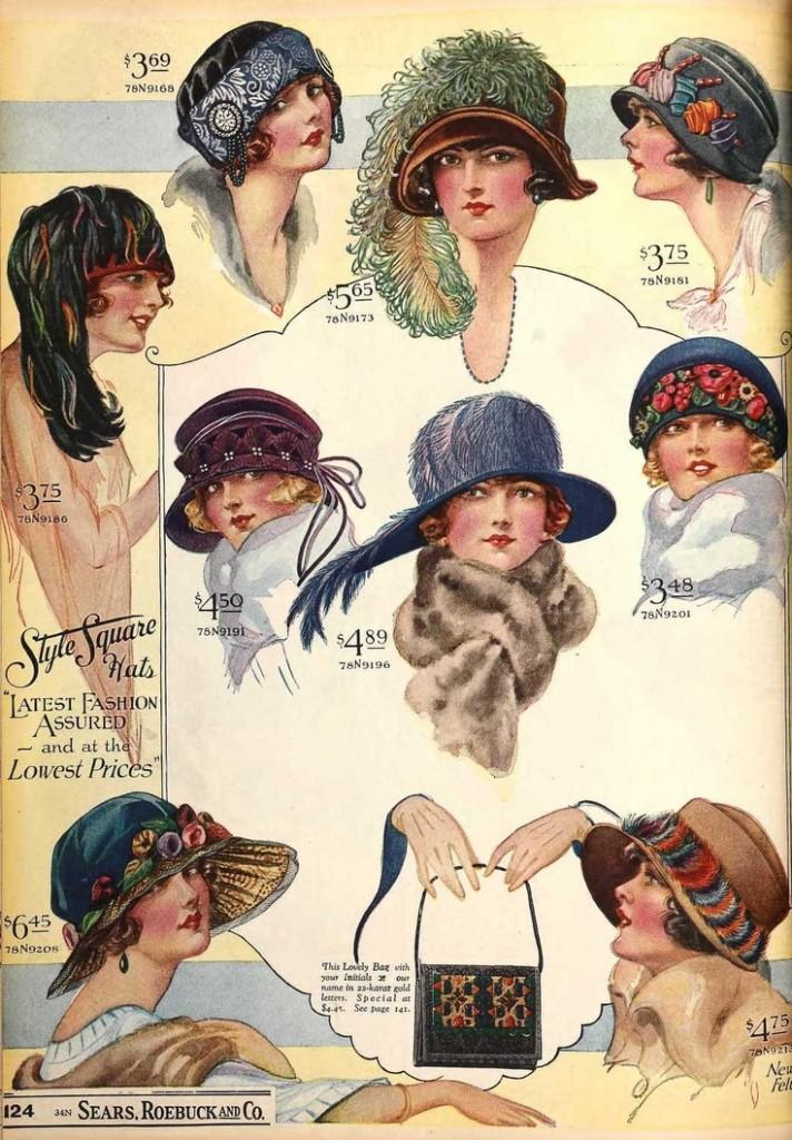 Foto: Pălăriile Cloche