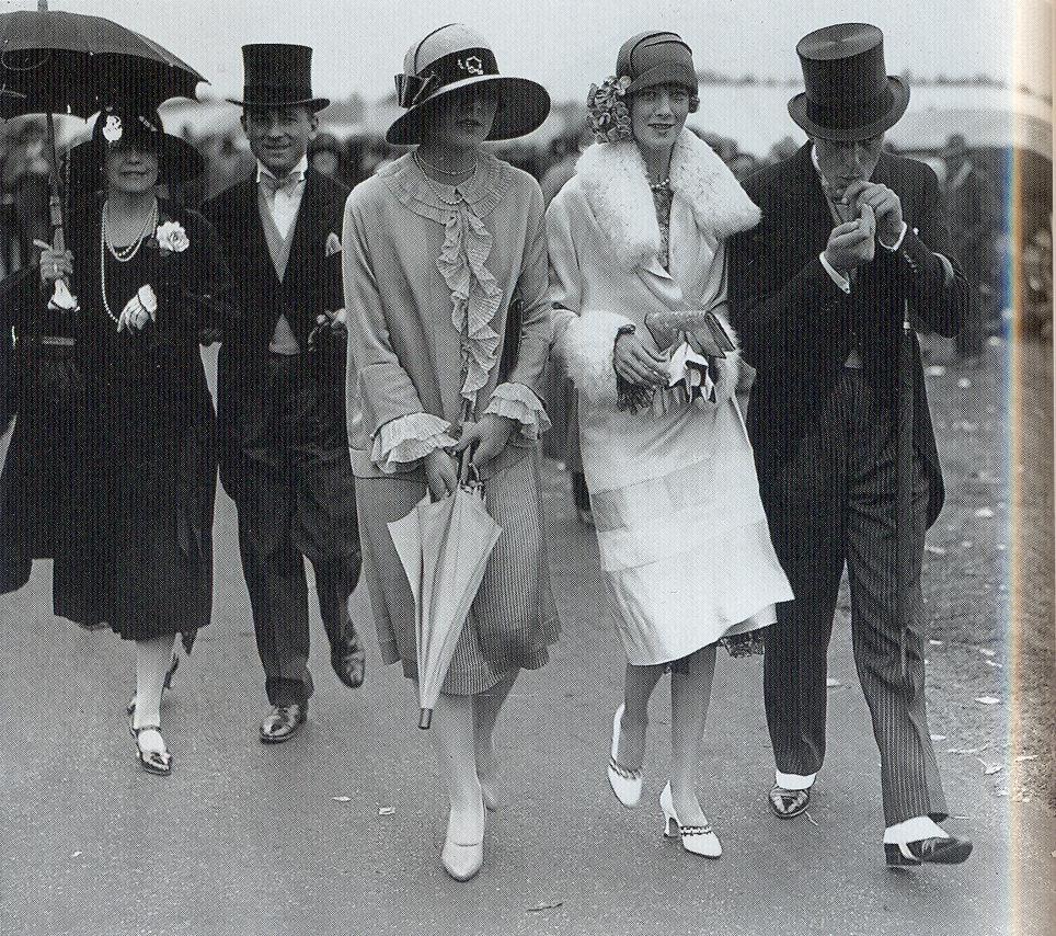 Moda anilor 20