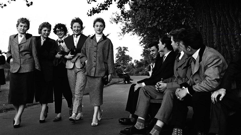 coafura anii 50
