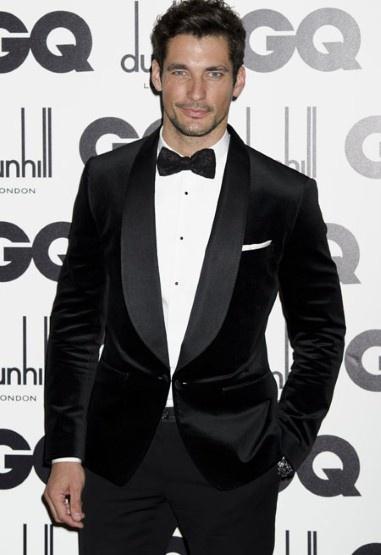 foto black tie