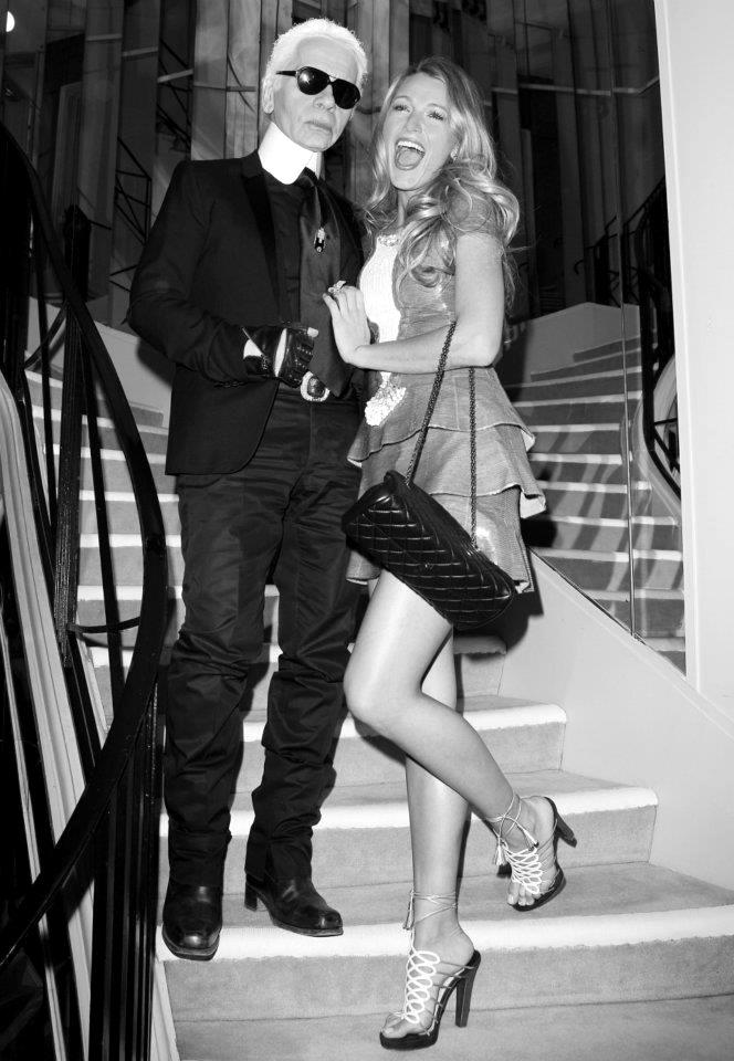 POZA 6 pin Karl Lagerfeld