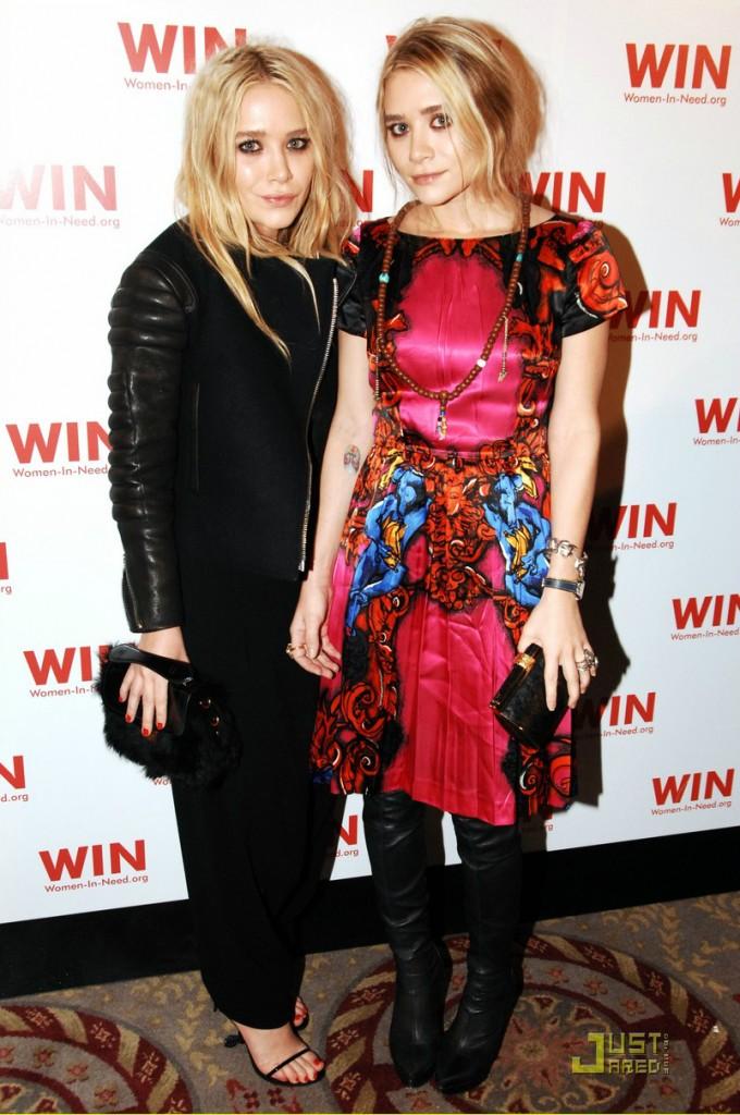 Foto: Olsen twins style