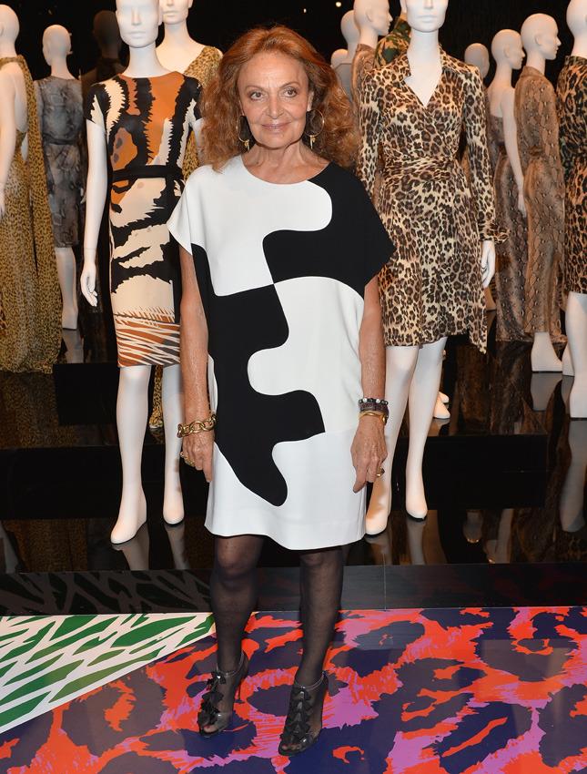 Photo: Diane von Fustenberg