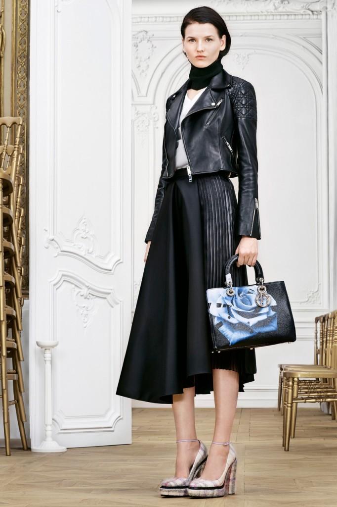 Photo Dior Pre-fall 2014