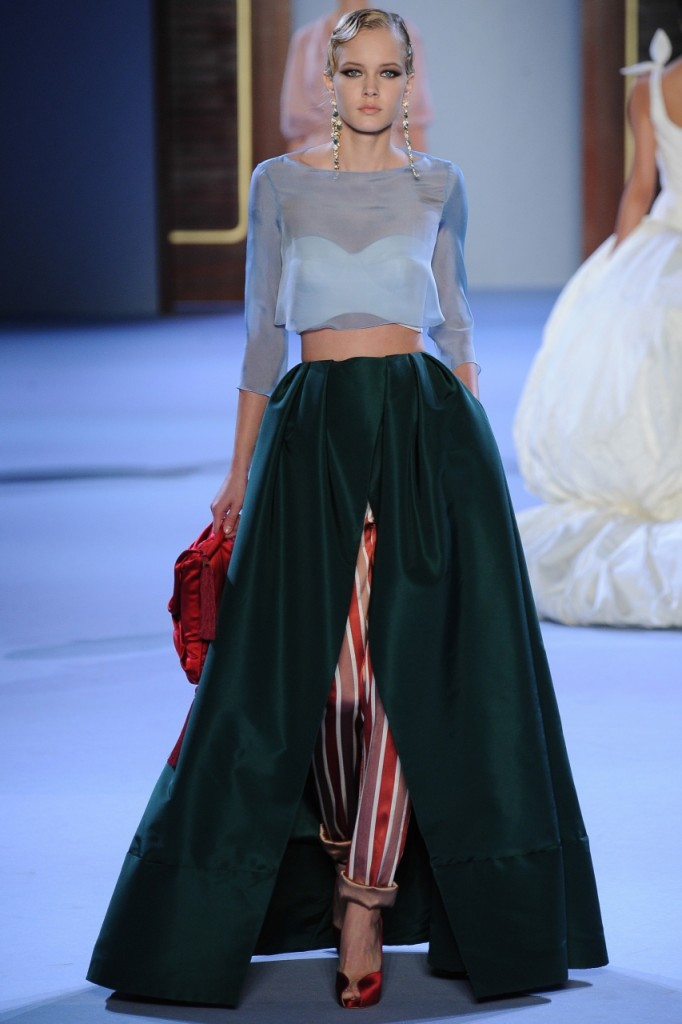 Photo Ulyana Sergeenko Couture Spring 2014 - 10