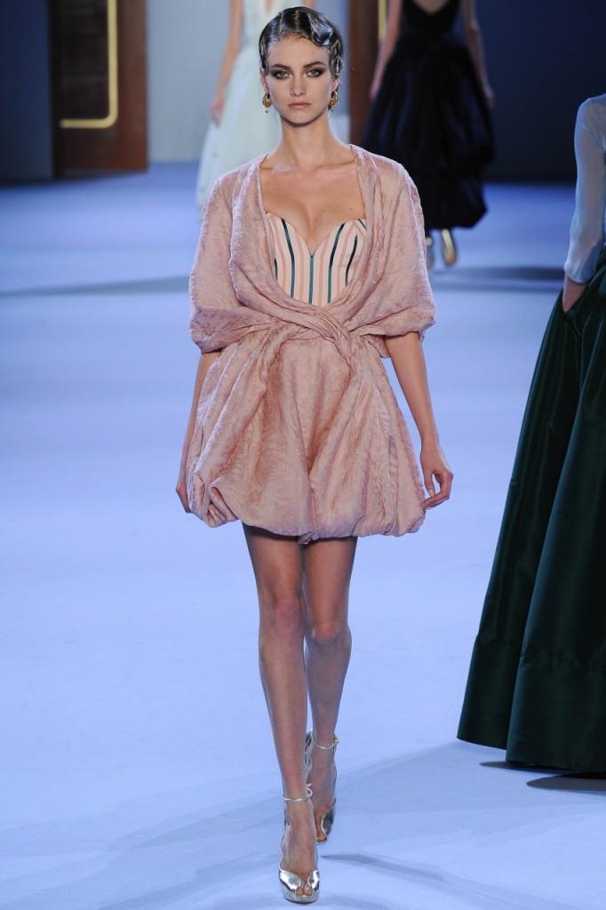 Photo Ulyana Sergeenko Couture Spring 2014 - 11