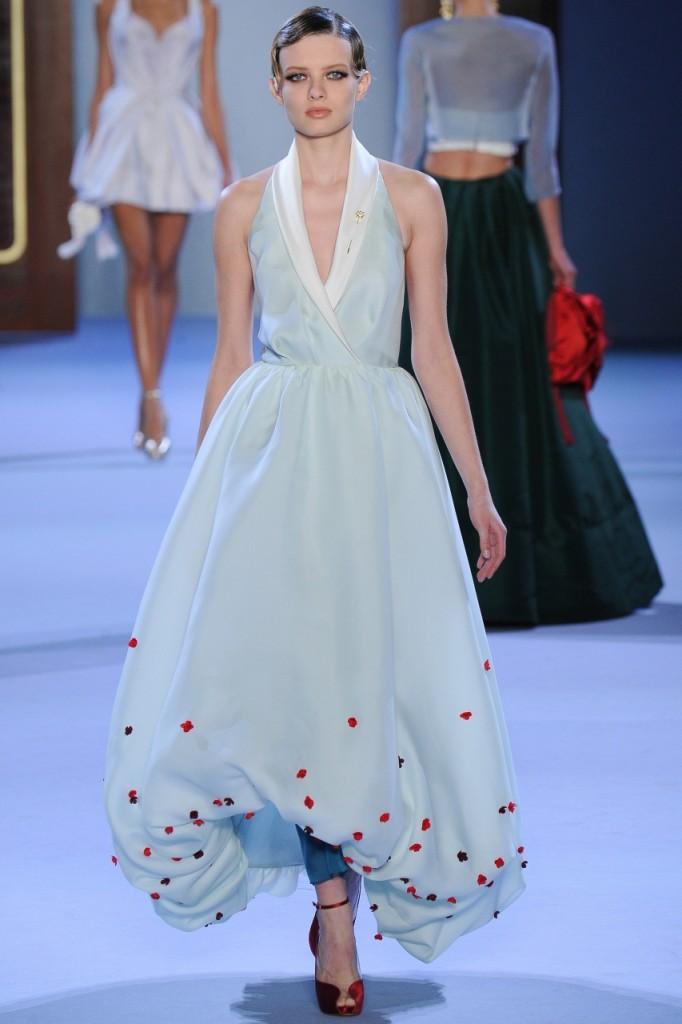 Photo Ulyana Sergeenko Couture Spring 2014 - 12