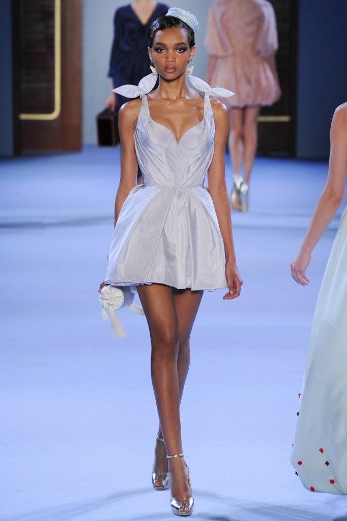 Photo Ulyana Sergeenko Couture Spring 2014 - 13