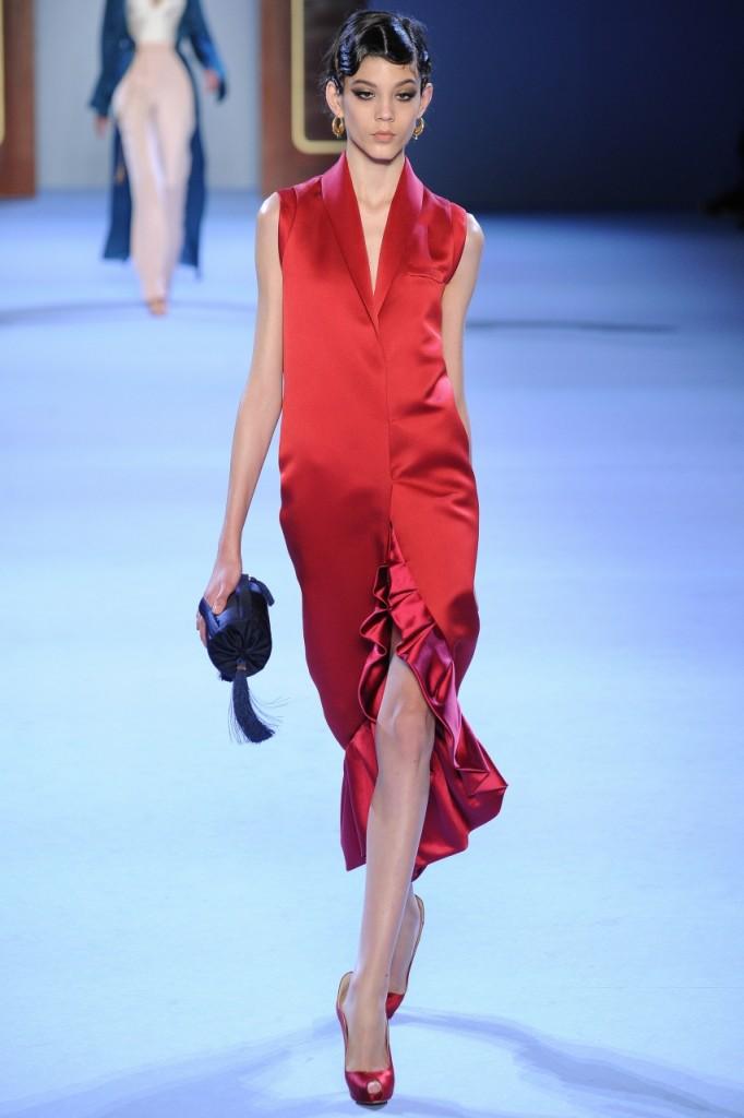 Photo Ulyana Sergeenko Couture Spring 2014 - 2