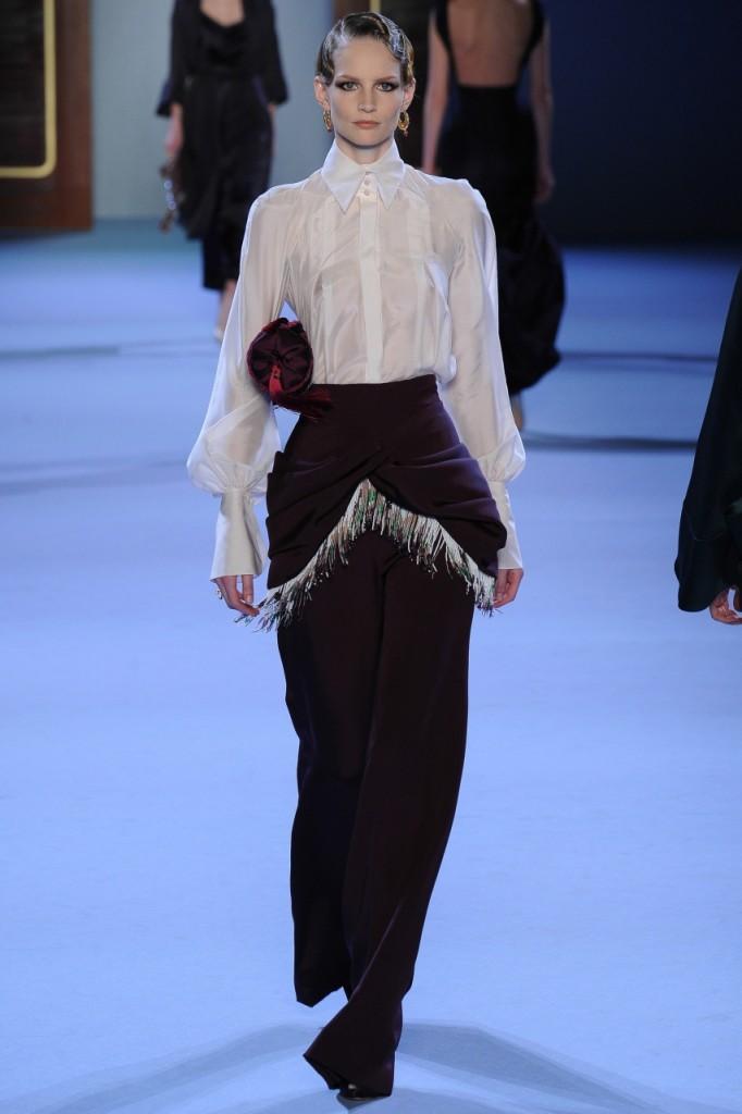 Photo Ulyana Sergeenko Couture Spring 2014 - 21