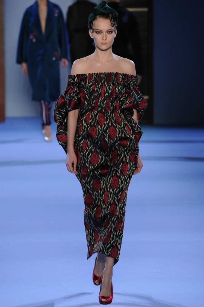 Photo Ulyana Sergeenko Couture Spring 2014 - 25