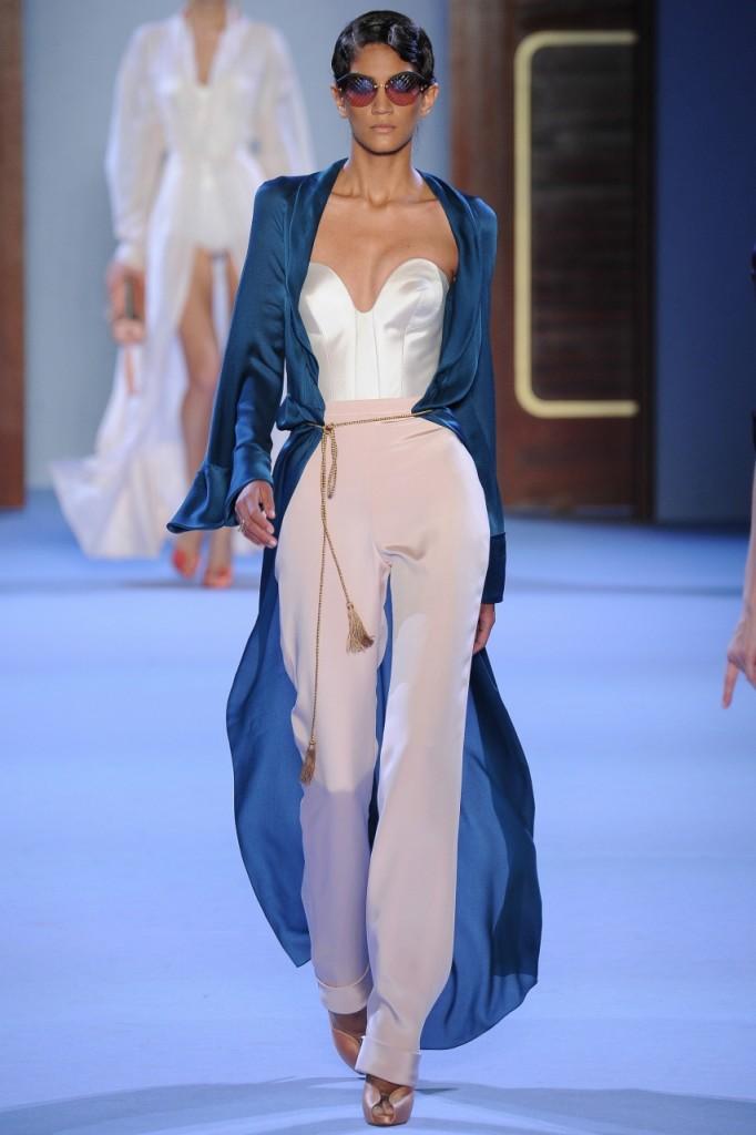 Photo Ulyana Sergeenko Couture Spring 2014 - 3