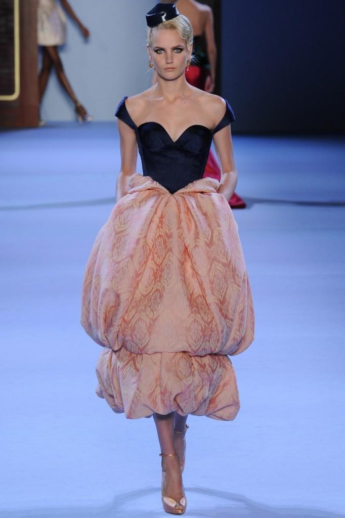 Photo Ulyana Sergeenko Couture Spring 2014 - 31