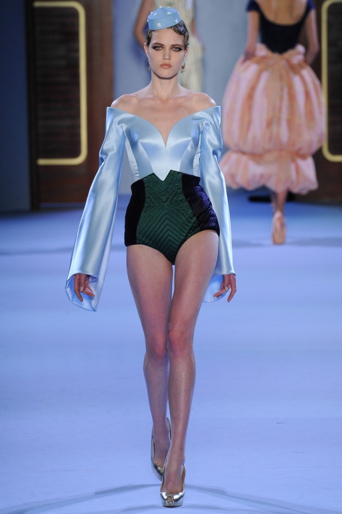 Photo Ulyana Sergeenko Couture Spring 2014 - 33