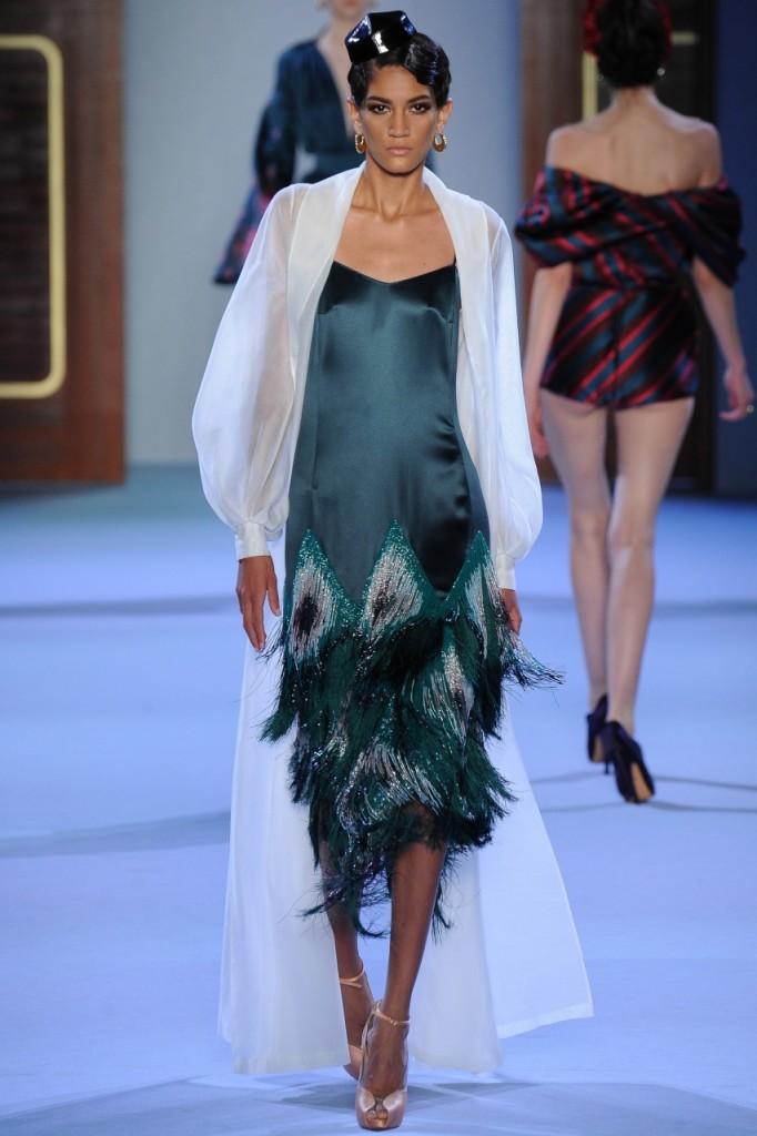 Photo Ulyana Sergeenko Couture Spring 2014 - 37