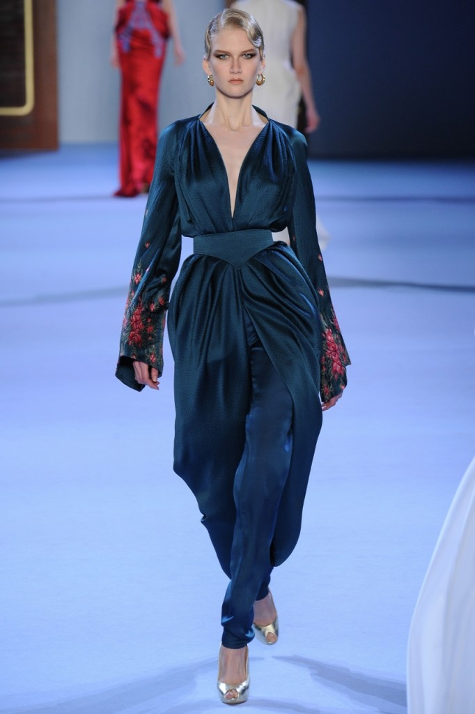 Photo Ulyana Sergeenko Couture Spring 2014 - 38