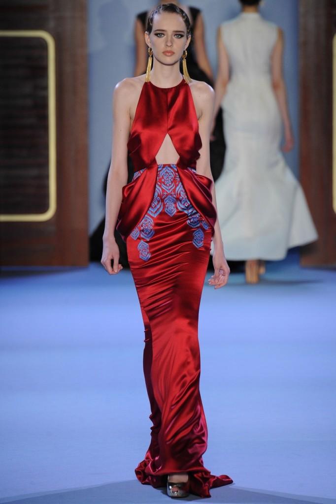 Photo Ulyana Sergeenko Couture Spring 2014 - 39