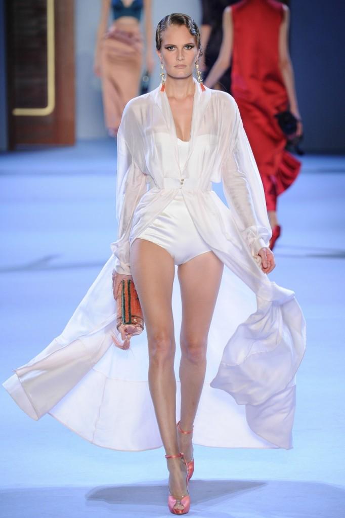 Photo Ulyana Sergeenko Couture Spring 2014 - 4