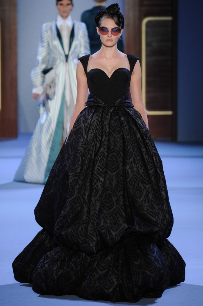 Photo Ulyana Sergeenko Couture Spring 2014 - 40