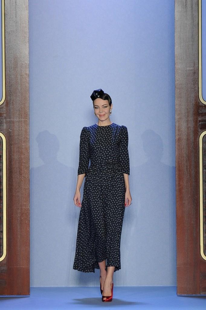 Photo Ulyana Sergeenko Couture Spring 2014 - 46