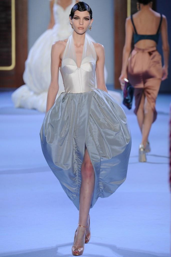 Photo Ulyana Sergeenko Couture Spring 2014 - 7