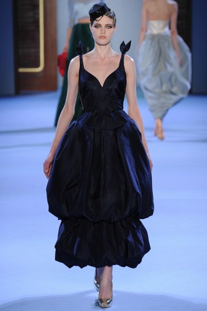 Photo Ulyana Sergeenko Couture Spring 2014 - 9