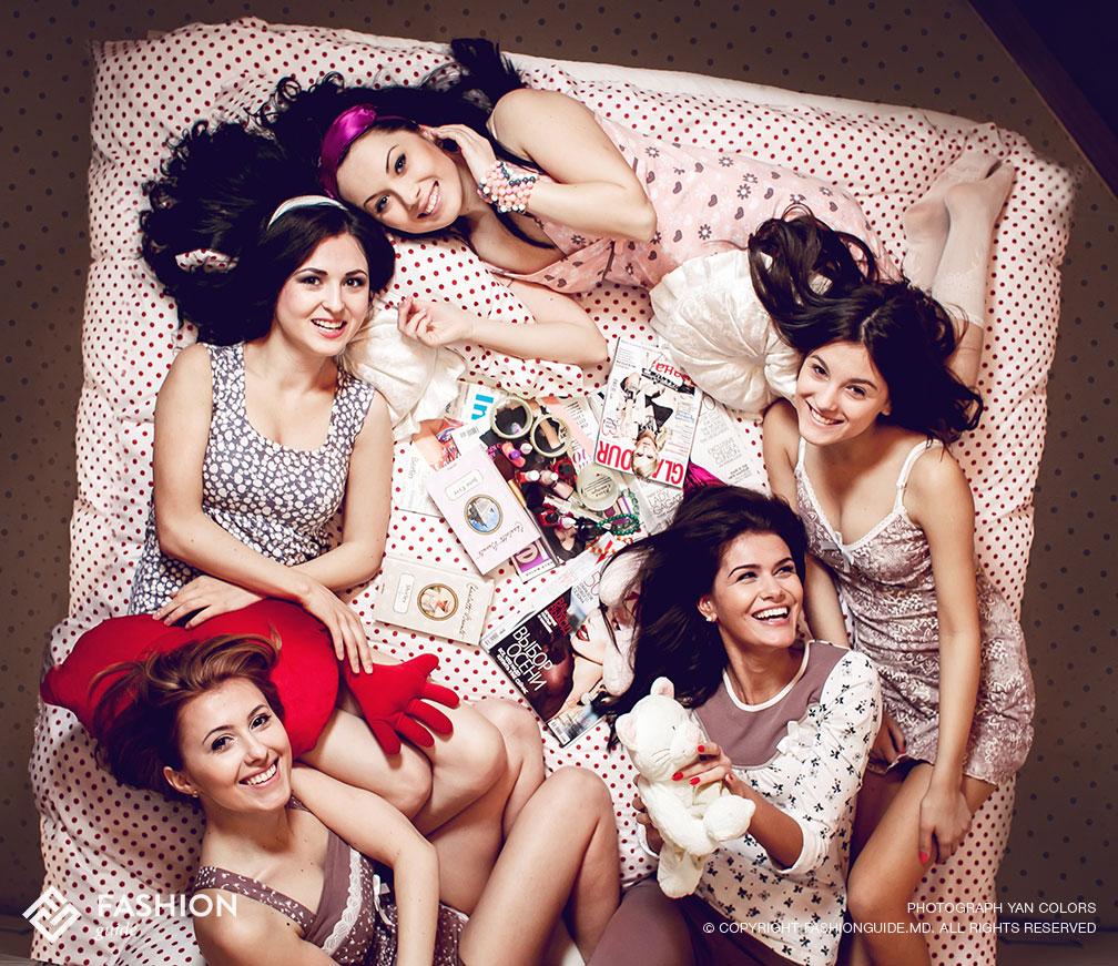 Фото русских девушек на вечеринке 22 фотография