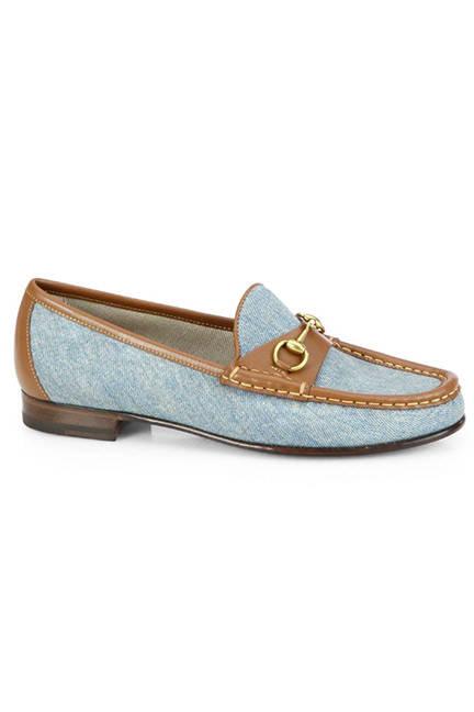 elle-loafers-gucci-frame-denim-and-leather-horsebit-loafer-v-lgn