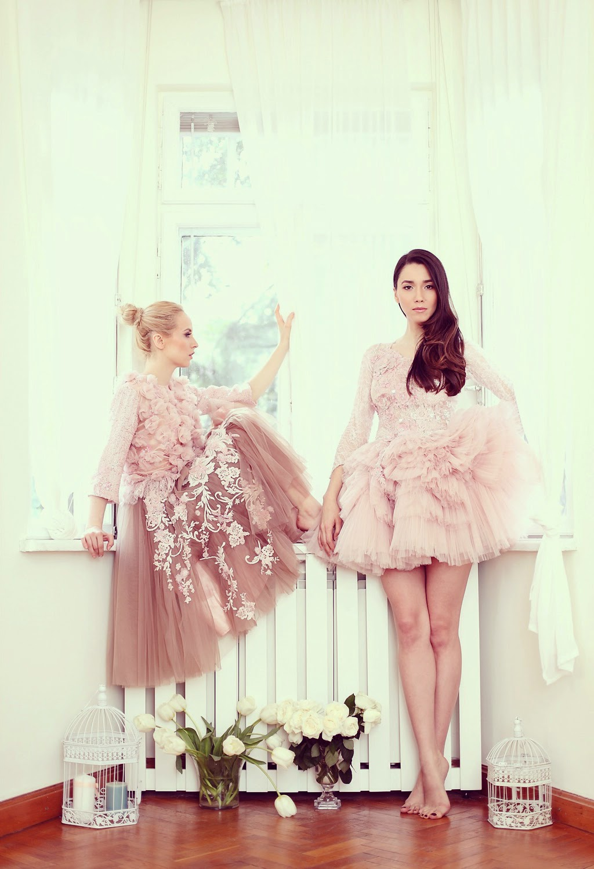 fabulous muses_diana enciu_alina tanasa_pink dress_ballerina (10)