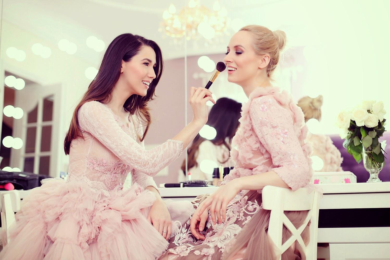 fabulous muses_diana enciu_alina tanasa_pink dress_ballerina (11)