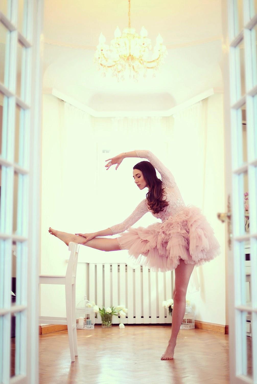 fabulous muses_diana enciu_alina tanasa_pink dress_ballerina (2)