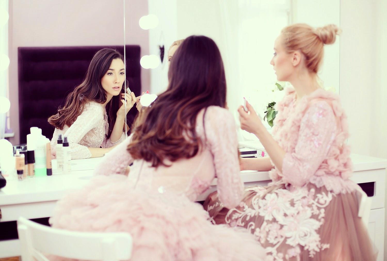 fabulous muses_diana enciu_alina tanasa_pink dress_ballerina (3)