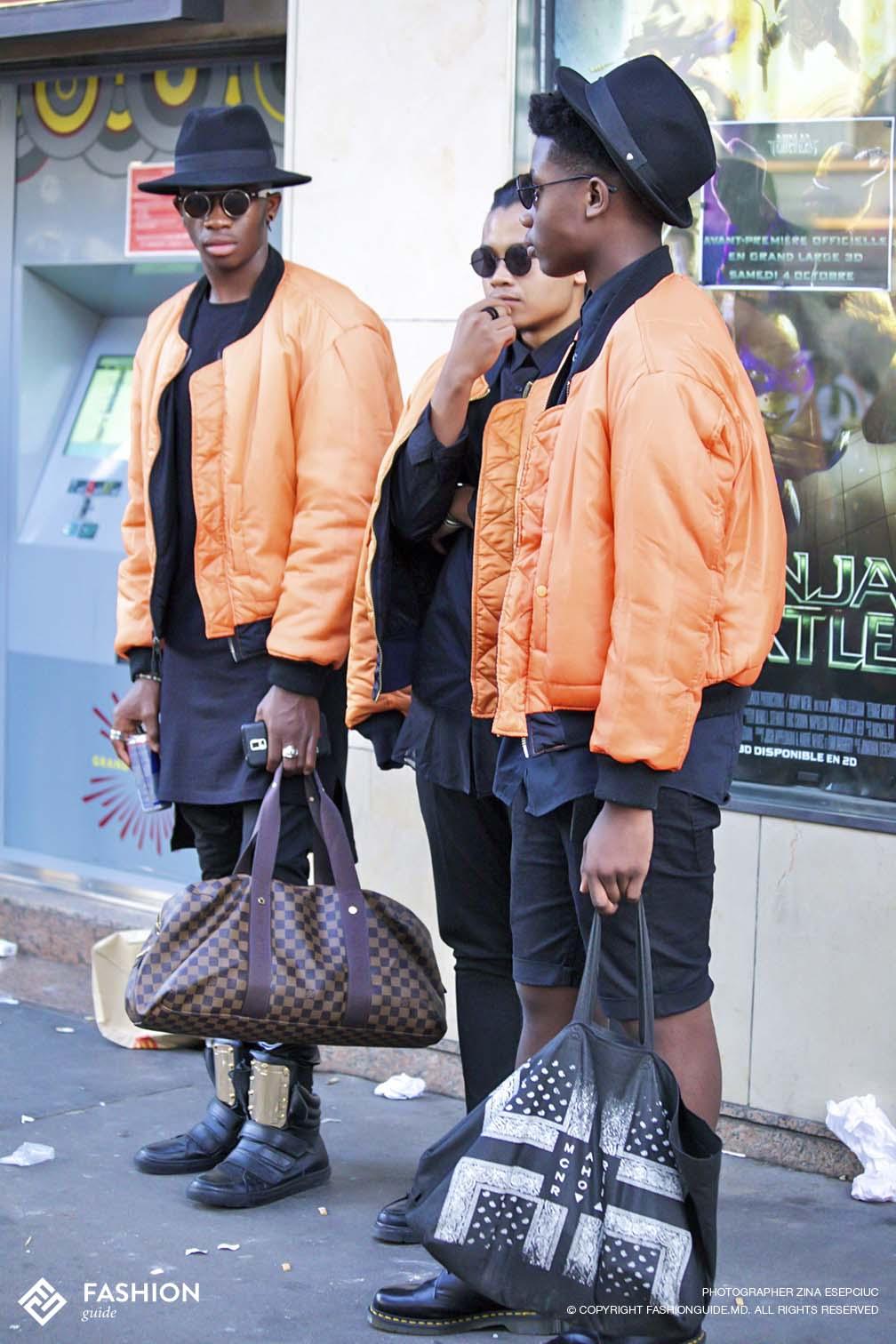 Jean Paul Gaultier Street Style 3