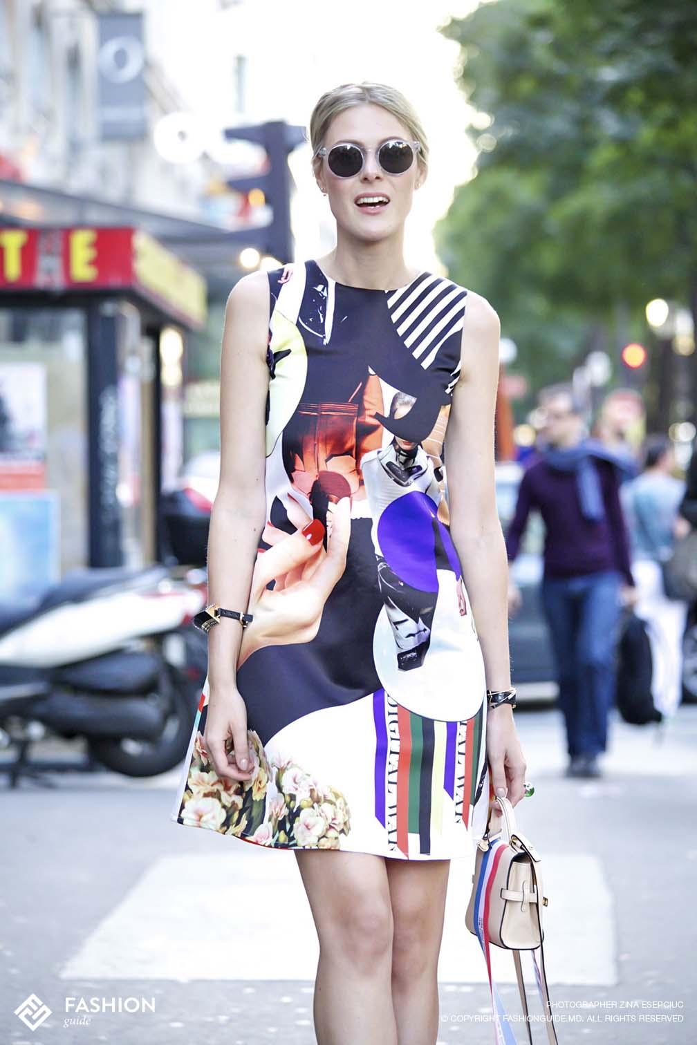 Jean Paul Gaultier Street Style 4