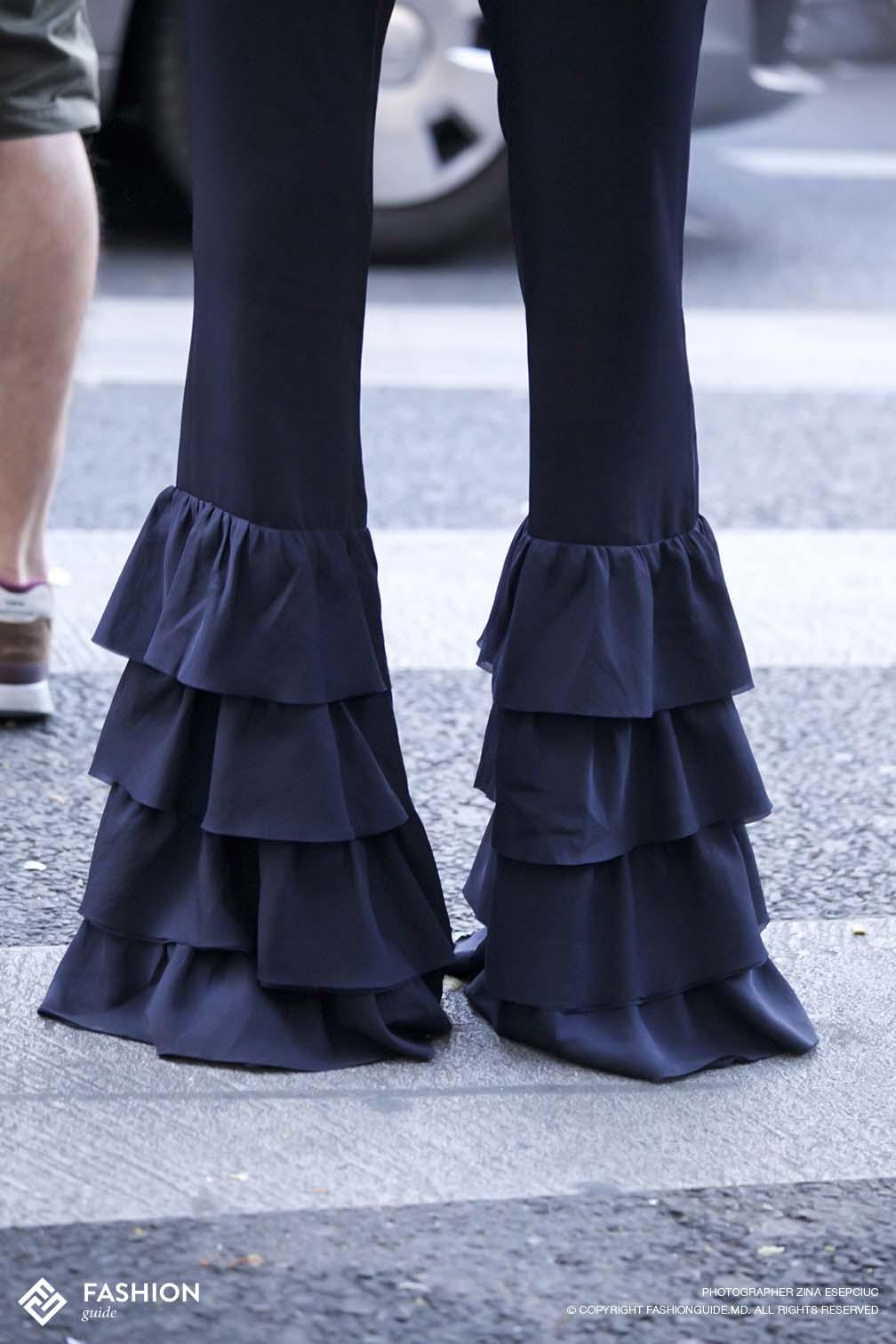 Jean Paul Gaultier Street Style 6