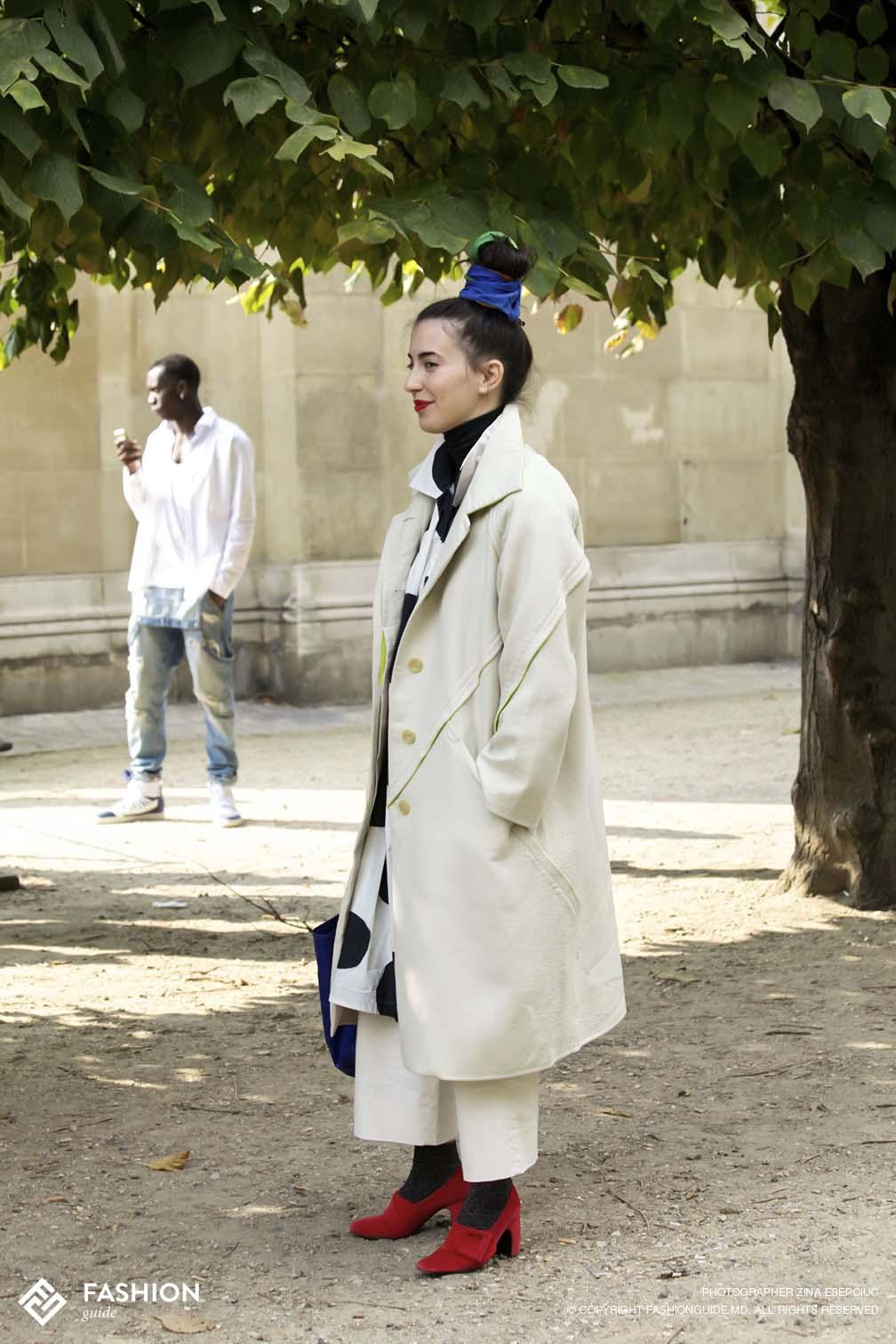 Street Style FG Paris Day 2 4