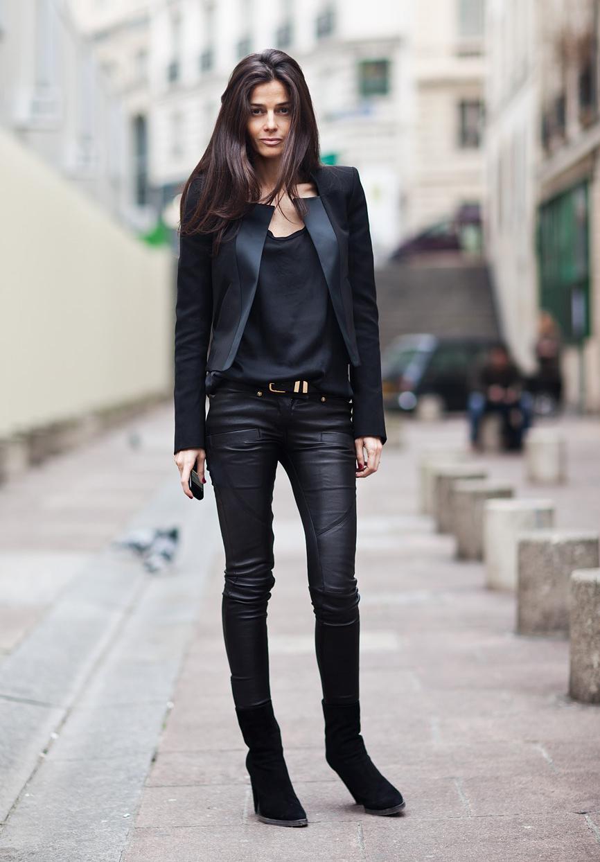 All Black Fashion Guide Moldova