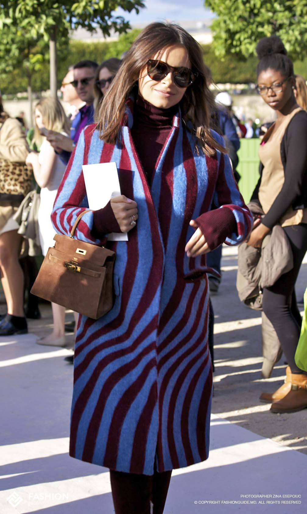 PFW FG Street Style Nina Ricci 1