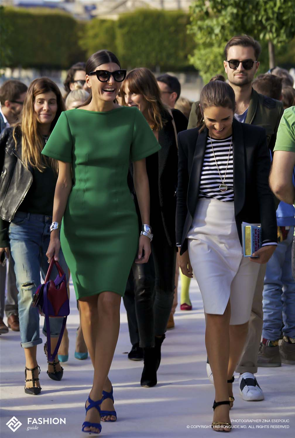 PFW FG Street Style Nina Ricci 11