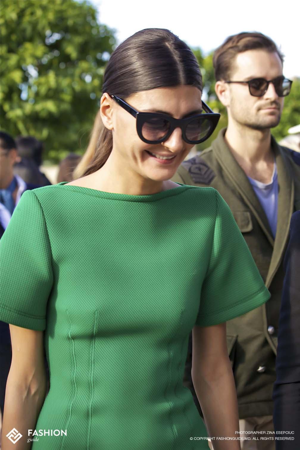 PFW FG Street Style Nina Ricci 13