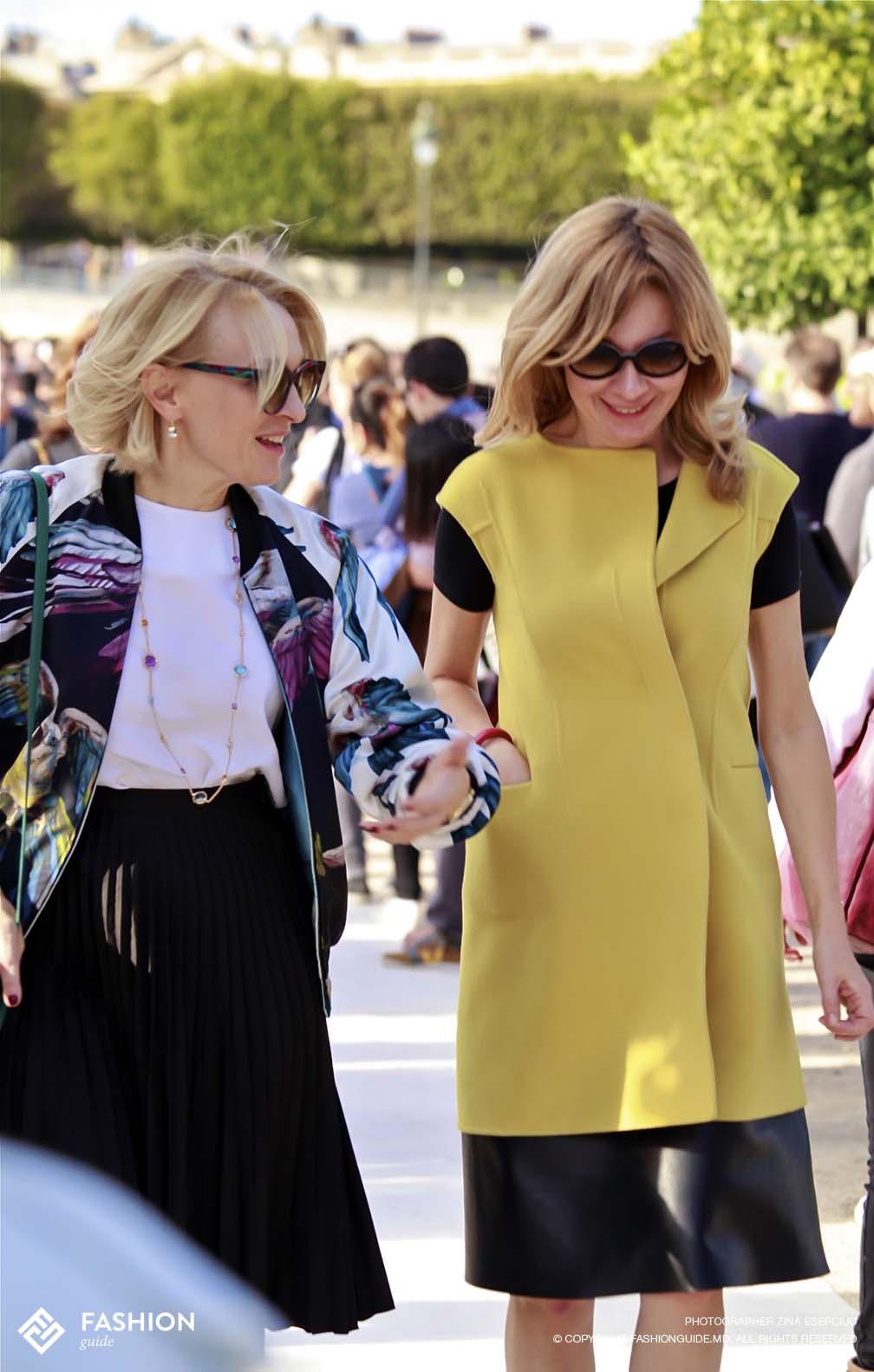 PFW FG Street Style Nina Ricci 16