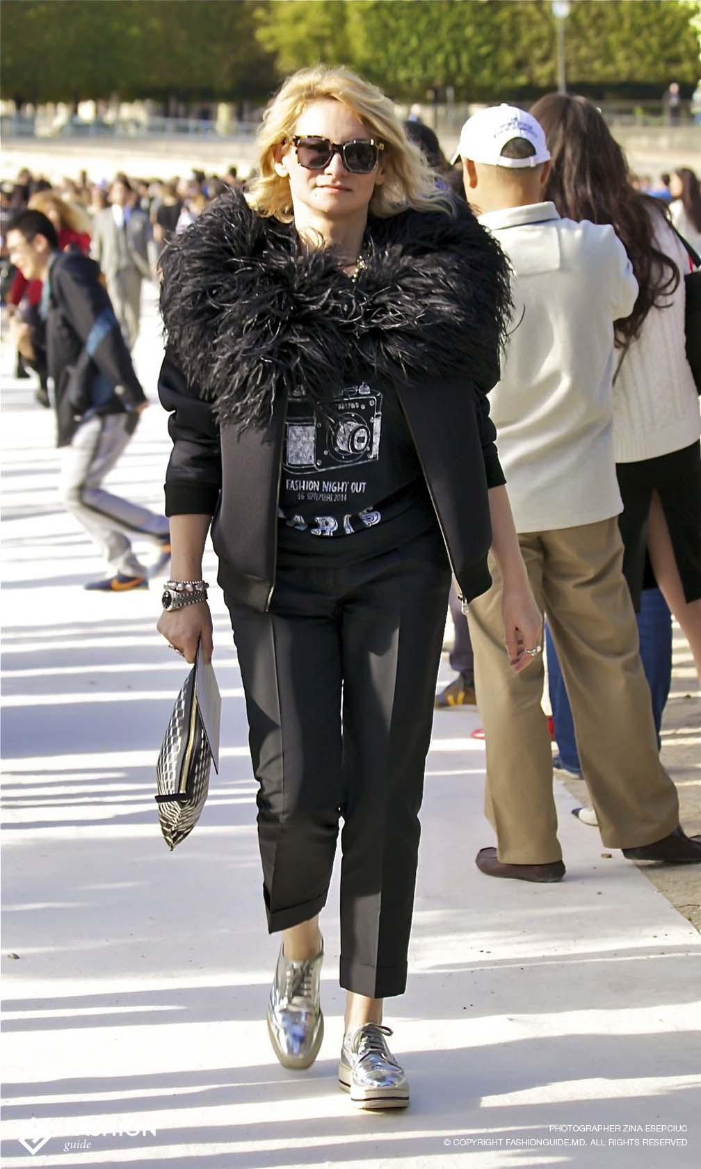 PFW FG Street Style Nina Ricci 19
