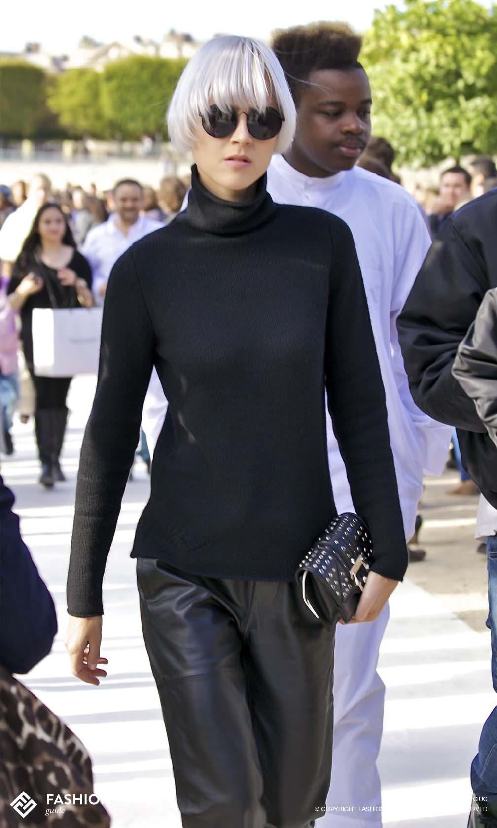 PFW FG Street Style Nina Ricci 20