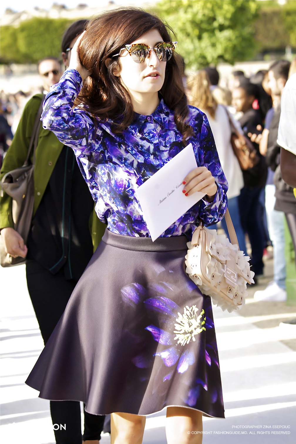 PFW FG Street Style Nina Ricci 23