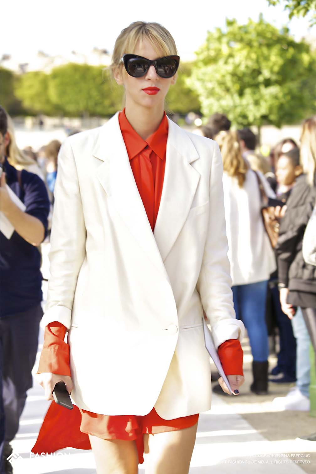 PFW FG Street Style Nina Ricci 26
