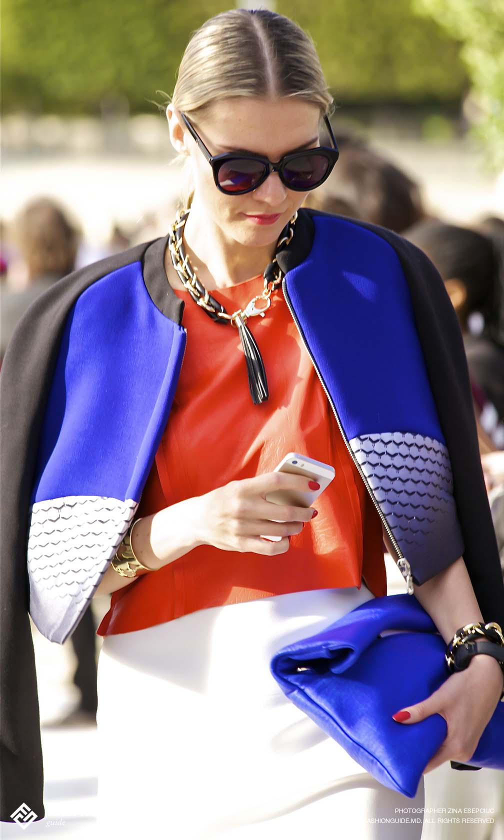 PFW FG Street Style Nina Ricci 29