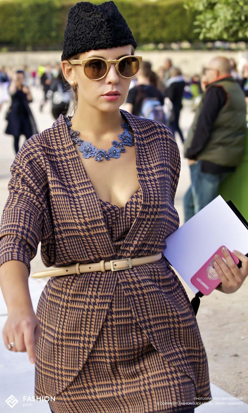 PFW FG Street Style Nina Ricci 31