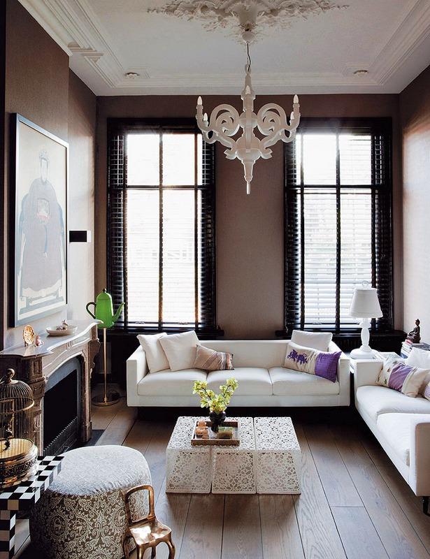 contemporary-Dutch-interior-design-house-of-designer-modern-decor-European-antiques