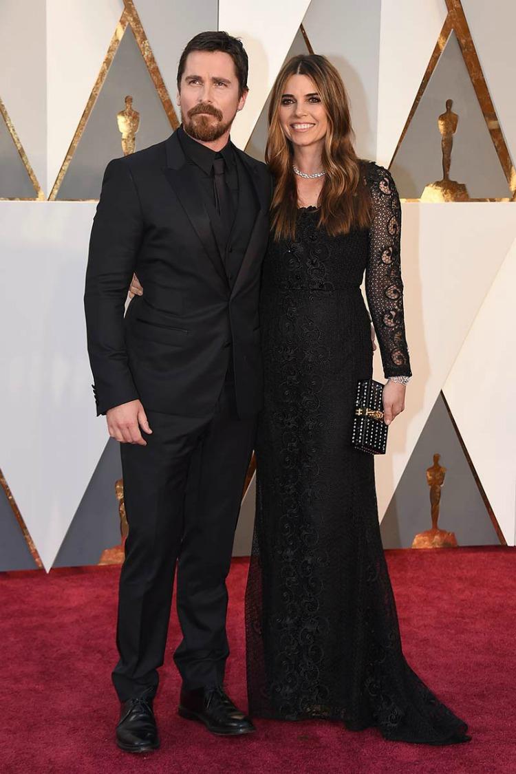 Christian Bale y Sibi Blazic