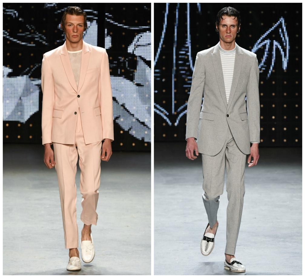 TopMan Design Spring Menswear 2017